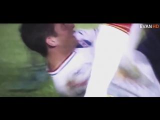 Жёсткие стычки и драки на футбольном поле