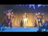 Cosplay Transformers Optimus Prime, Bumblebee