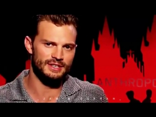 Jamie Dornan 48 seconds to make your day a little brighter