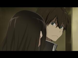 Хьёка: Тебе не сбежать | Hyouka: You can't escape | 1 серия (Zendos, Eladiel, Absurd, Silv) [BDRip]