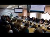 II Учебная конференция мастеров эпиляции 2017 г. Директор центра ЭЛЕКТРА Лилия Павлова