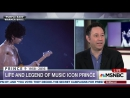MSNBC - Prince, Fondly Remembered