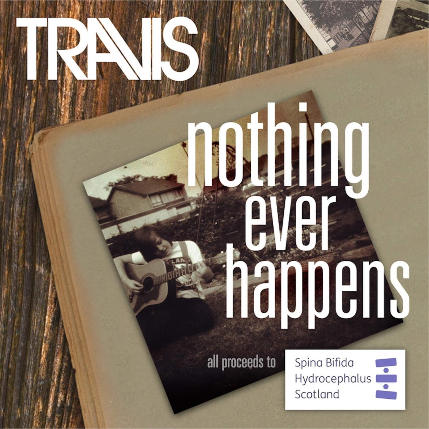 Новый сингл Travis - Nothing Ever Happens