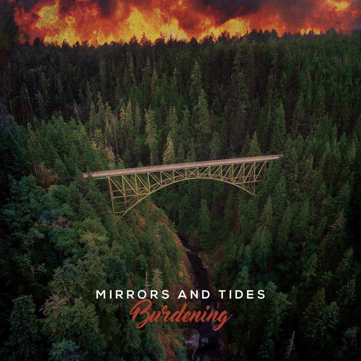 Mirrors And Tides - Burdening (2017)