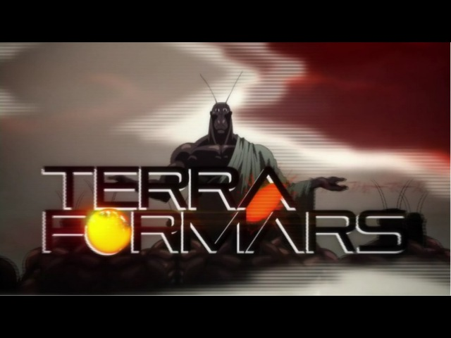 Terra Formars Revenge Op 2 テラフォーマーズ リベンジ Op 2