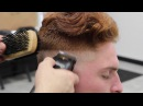 SLICKED BACK BALD FADE   HAIRCUT   BY WILL PEREZ