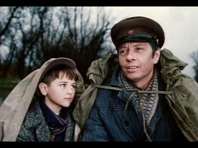 «Судьба барабанщика», 1-я серия, Одесская киностудия, 1976