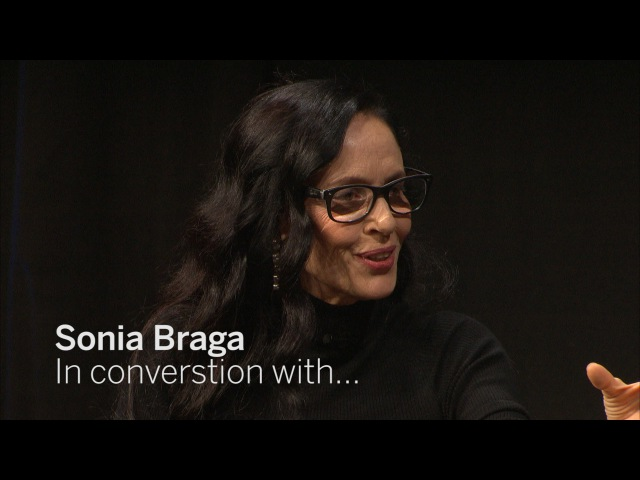 SONIA BRAGA In Conversation With... | TIFF 2016