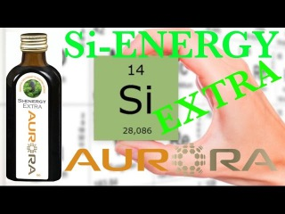 Si-Energi Extra (Си-Энерджи) Молодость и Энергия. Продукция компании AURORA (АВРОРА) часть 2