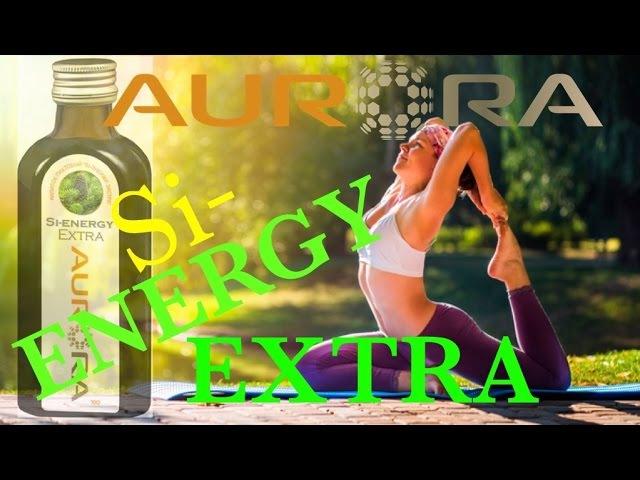 Si-Energi Extra (Си-Энерджи) Молодость и Энергия.Продукция компании AURORA (АВРОРА) часть 1