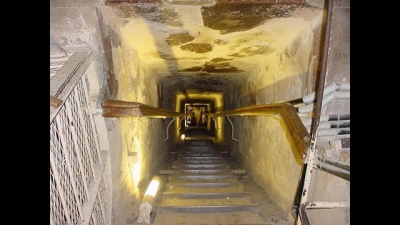 Так что же находится внутри Великой Пирамиды Хеопса? Документальный Фильм