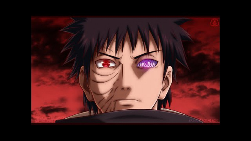 Obito Uchiha AMV Behind The Mask