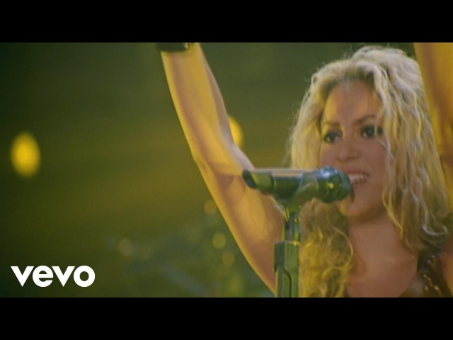 Shakira - Whenever, Wherever (from Live Off the Record)