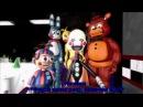 [Five Nights At Freddy's SFM] Dare 7 [RUS]