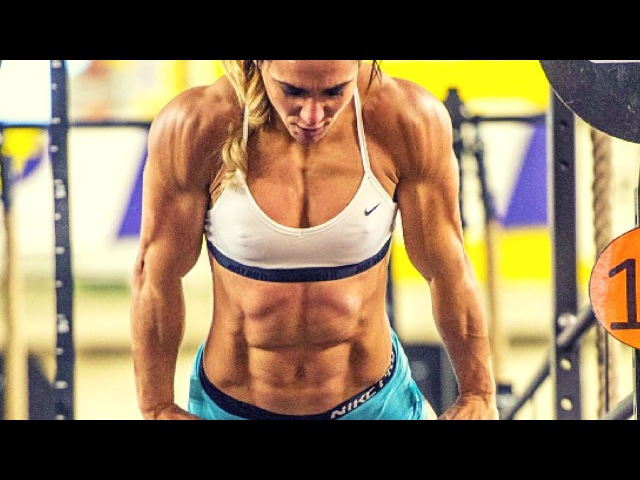 Crossfit Girls Of The Week| Dreams don't work unless you do!|Workout Motivation