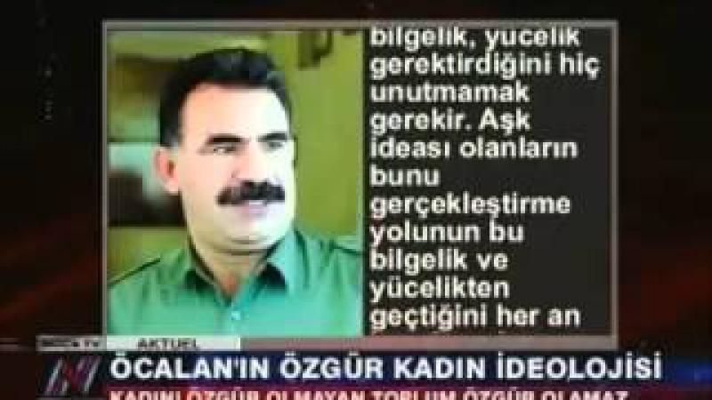Öcalan'ın Özgür kadın ideolojisi - 08.03.2013