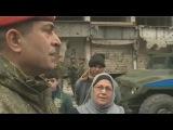 Сирия. Чеченский батальон военной полиции в Алеппо