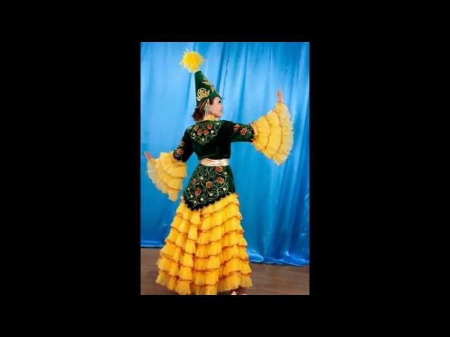 Национальные костюмы в Казахстане - дань культурным традициям