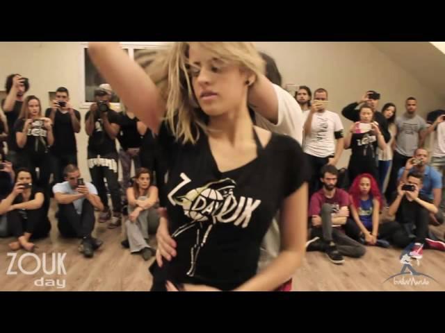 Baila Mundo Mafie Zouker e Malu Maia Zouk Day Congress 2016