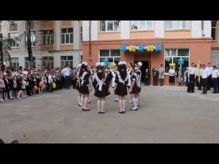 Лучший выпускной вальс 2016 (г. Сумы, школа 18)