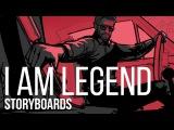 Design Cinema - I Am Legend Storyboards