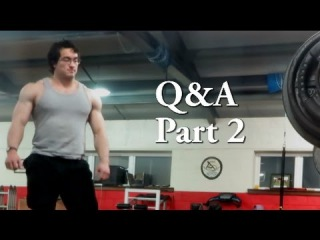 Q&A Part 2 - Squatting Frequency, Front Squats Vs Backsquats, How often I Trick and More!