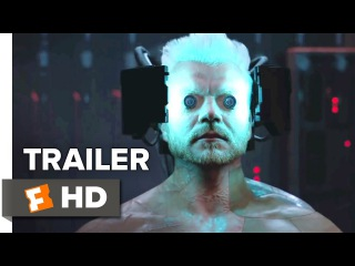 Ghost in the Shell 'Steve Aoki Remix' Trailer (2017)   Movieclips Trailers