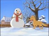 Мультфильм Снеговик (Ганс Христиан Андерсен)