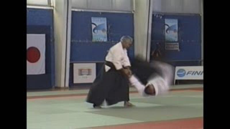 Aikido Isoyama Sensei 1997