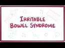 Irritable bowel syndrome IBS causes symptoms risk factors treatment pathology