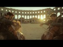 2CELLOS Now We Are Free Gladiator OFFICIAL VIDEO