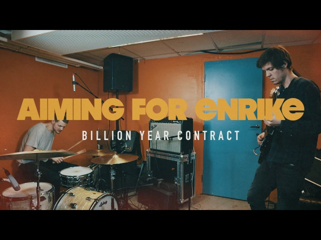 Aiming For Enrike - Billion Year Contract | Live in Rohdos Garage
