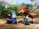 Братец Кролик и братец Лис. Серия 2 — Новоселье у Братца Кролика