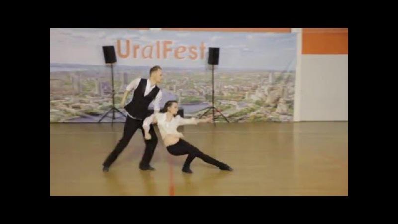 UralFest 2016: Шоу Николай Апрелев - Ирина Пузанова
