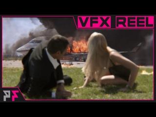 Transporter: The Series - PLAYFIGHT VFX REEL
