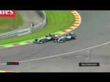 Formula 1 2013-2016: Росберг против Хэмилтона - Внутри командная борьба!