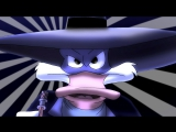 Darkwing Duck. Dendy. Прохождение / Walkthrough