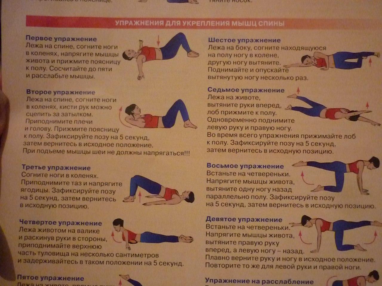 Как исправить сутулость в домашних условиях: упражнения и 52