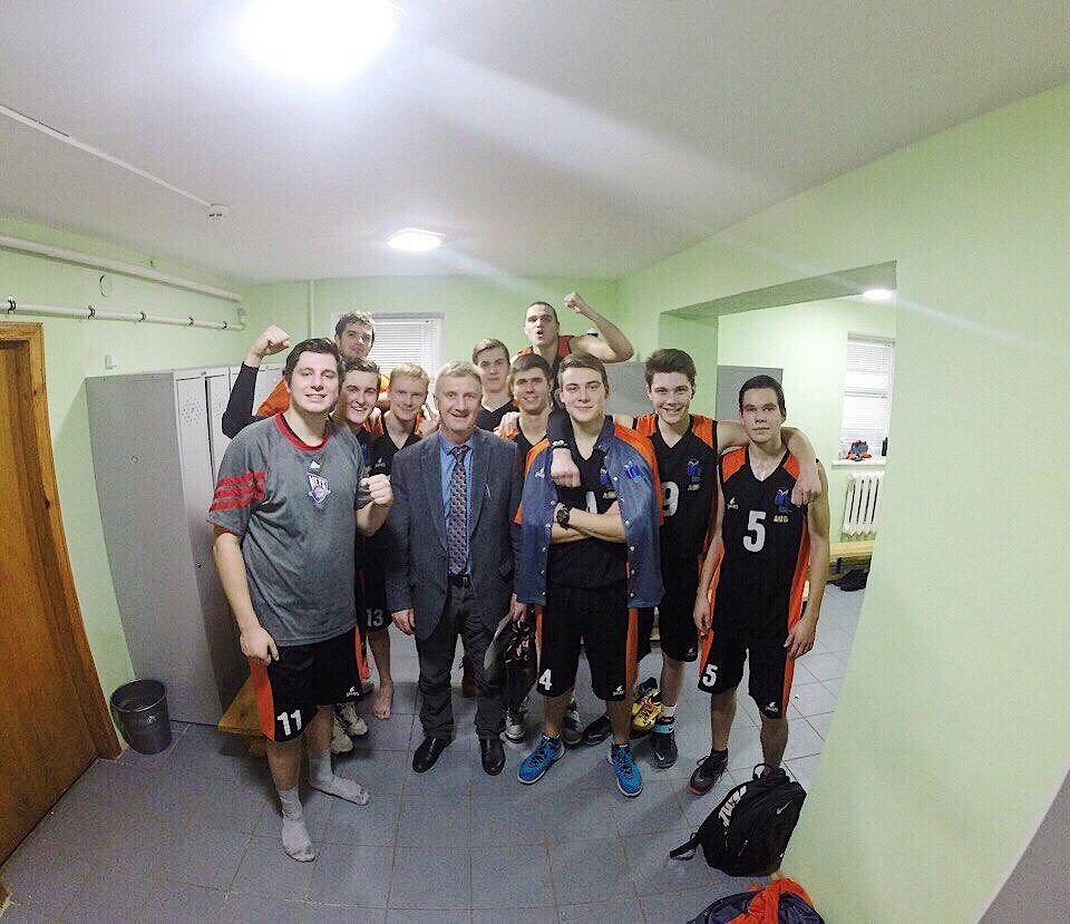 Баскетболисты фарм-команды ОрелГУ завершили 2016 год без поражений