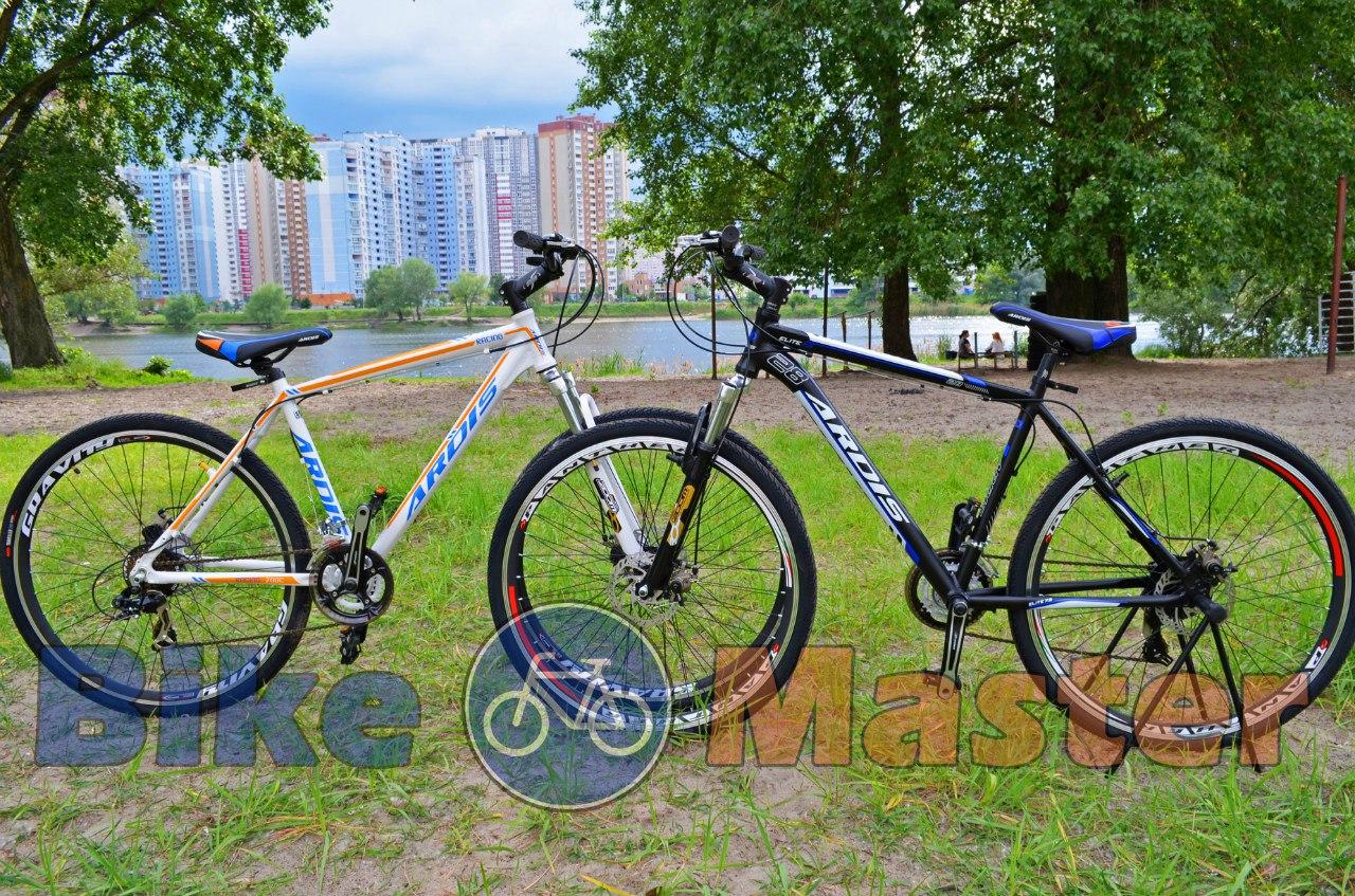 Велосипеды Ardis Racing 700C, Ardis Elite 28 обзор, характеристики, отзывы.