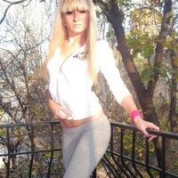 Анкета Оксана Лазарева