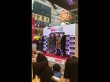 [FACEBOOK] 161022 EXOs Baekhyun, Chen, Xiumin, Kai @ SPAO Facebook Update