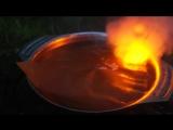 Получение прозрачного металла