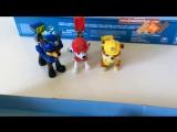 Большой набор Щенячий патруль - игрушки щенки Paw Patrol и Райдер