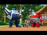 Супер Крылья: Джетт и его друзья - 40. Похититель игрушек