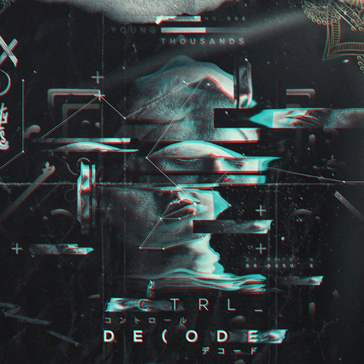 Young Thousands - ctrl_decode [single] (2017)