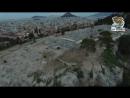 Το ομορφότερο ξημέρωμα της Αθήνας υπό τους ήχους της λατέρνας και την μουσική του Μάνου Χατζιδάκι.