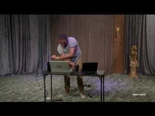 Flying Lotus ¦ The Eric Andre Show ¦ Adult Swim