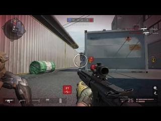 Warface Игра против чита
