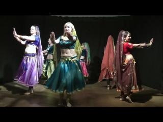 Tribal fusion «Боливуд» Стубия Амулет. (South Tribal Rally 11.06.2016.)